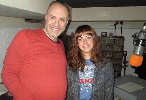 Rudy Gybels en Eva Vanduren
