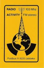Radio Activity Jabbeke