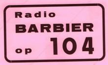 Radio Barbier Kruibeke FM 104