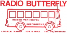 Radio Butterfly Rijkevorsel