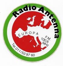Radio Antenna Europa Heusden-Zolder