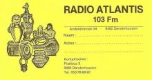 Radio Atlantis Denderhoutem