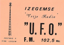 Radio UFO Izegem FM 102.5